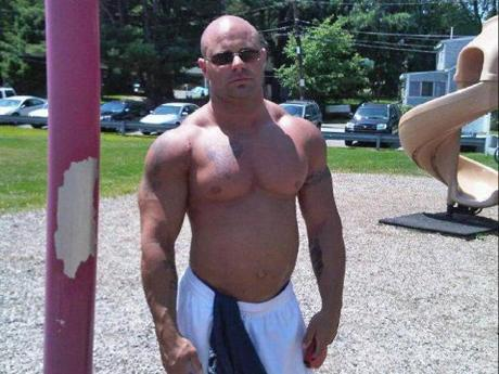 "Jennifer Martel posted this photo of Jared Remy on Facebook in June 2009 with the caption ""Mr dad."" The couple's daughter, Arianna, was 9 months old at the time."